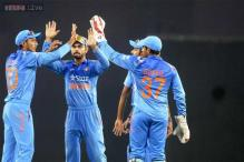 India consolidate their No 1 ICC ODI rankings