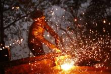 Industrial output growth picks up in September to 2.5 per cent