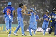 1st ODI: All-round India thrash Sri Lanka by 169 runs in Cuttack
