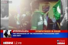Jharkhand youth spotted wearing ISIS t-shirt in Muharram procession