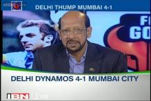 ISL: Delhi Dynamos move to 5th place after winning against Mumbai CIty