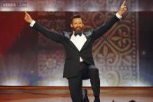 Hugh Jackman makes triumphant return to Broadway in 'The River'