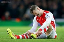 Arsenal's Jack Wilshere ruled out for three months