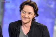 James McAvoy bags the best actor BAFTA for 'Filth'
