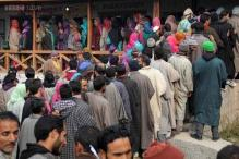 J&K: Ignoring boycott call, freezing weather, over 70 pc voters come out in the first phase of polls