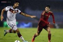 Carlo Ancelotti earmarks Khedira as replacement for injured Modric