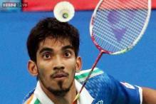 K Srikanth loses in Hong Kong Open semis
