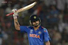 India continue to top ODI team table, Virat Kohli at number 2