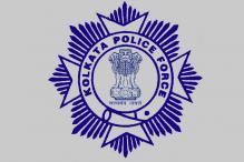 Terrorised policemen hide under table to escape attack in Kolkata