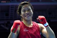 Boxer Mary Kom hopes to be back in two months