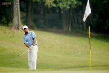 Golfer Anirban Lahiri shoots two-under at CIMB Classic