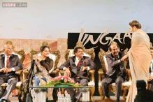Rajinikanth, Sonakshi Sinha, Anushka Shetty launch the music of 'Lingaa'