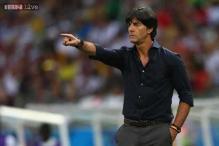 Joachim Loew on a high after Germany sink Spain in Vigo