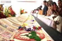 Kerala: Longest cake enters the Limca Book of Records