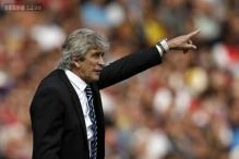 Manchester City suffering crisis of confidence in Europe: Pellegrini