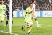 Champions League: Messi brace equals record as Barcelona beat Ajax 2-0