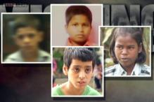 The story of India's missing children