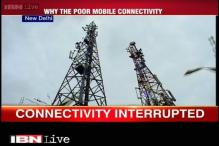 Experts blame dearth of adequate towers for connectivity problem in mobile phones