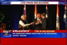 Modi raises a toast to Australia, to head to Fiji next