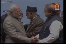 Modi's maiden SAARC visit a success; meeting Sharif a normal courtesy: MEA