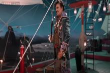 'Lingaa' stills: Rajinikanth, Anushka Shetty sport three different avatars in the song 'Mona Gasolina'