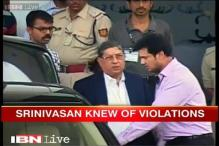 IPL spot-fixing: Mudgal report gives clean chit to Srinivasan, but raises question on his conduct