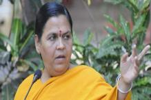 Water Resource Minister Uma Bharti defends expenditure on Ganga meet