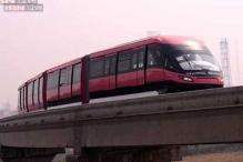 Monorail planned to connect Noida with Agra