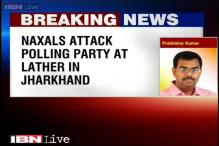 Jharkhand: Naxals attack polling party at Latehar, encounter with CRPF personnel on