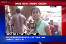 'Kiss of Love' protest to take place at Kochi's Marine Drive today