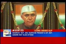 Congress to showcase its political clout on Nehru's 125th anniversary celebration today