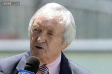 Cricket commentator Richie Benaud fighting skin cancer