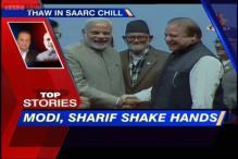 News 360: Modi-Sharif shakehand salvages SAARC summit