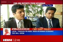 People believe relationship and economic ties between Myanmar and India will improve