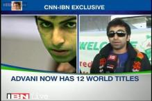 I want to keep on improving my game: Pankaj Advani