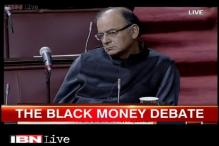 Jaitley accuses UPA government for stalling black money probe, opposition stages walkout