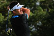 Paul Spargo leads in Melbourne with Adam Scott primed to pounce