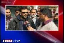 Wear bullet proof vest due to threat perception: PDP's Mustafa Mir