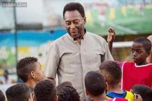 Brazilian legend Pele responding well to treatment