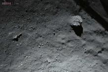 Comet probe sends back science treasure in final hours