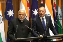 Modi arrives in Melbourne on the final leg of Australia tour