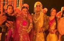 Snapshot: 'Fukrey' actor Pulkit  Samrat ties the knot with Shweta Rohira