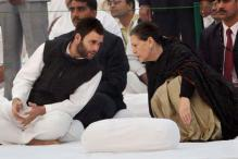 Sonia, Rahul adopt villages under Modi's 'Model Village scheme'