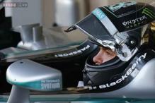 Nico Rosberg takes pole position for Abu Dhabi Grand Prix