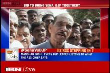 Strong possibility of Sena coming together with BJP: Manohar Joshi