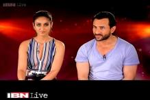 Watch: Saif Ali Khan and Ileana D'cruz talk about 'Happy Ending'