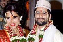 Sameera Reddy is expecting her first child with husband Akshai Varde, says she is being 'careful'