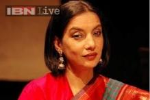 Shabana Azmi shoots at Princess Diana's family estate