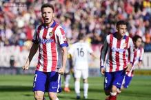 La Liga: Atletico Madrid up to second after home win over Deportivo