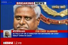 2G scam: Scathing criticism of CBI Director, Joint Director by Supreme Court